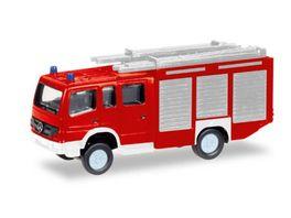 Herpa 066716 Mercedes Benz Atego HLF 20 Feuerwehr