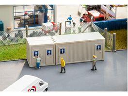 Faller 130131 H0 Sanitaercontainer