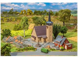 Faller 239004 N Aktions Set Dorf