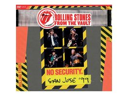 From The Vault No Security San Jose 1999 2CD