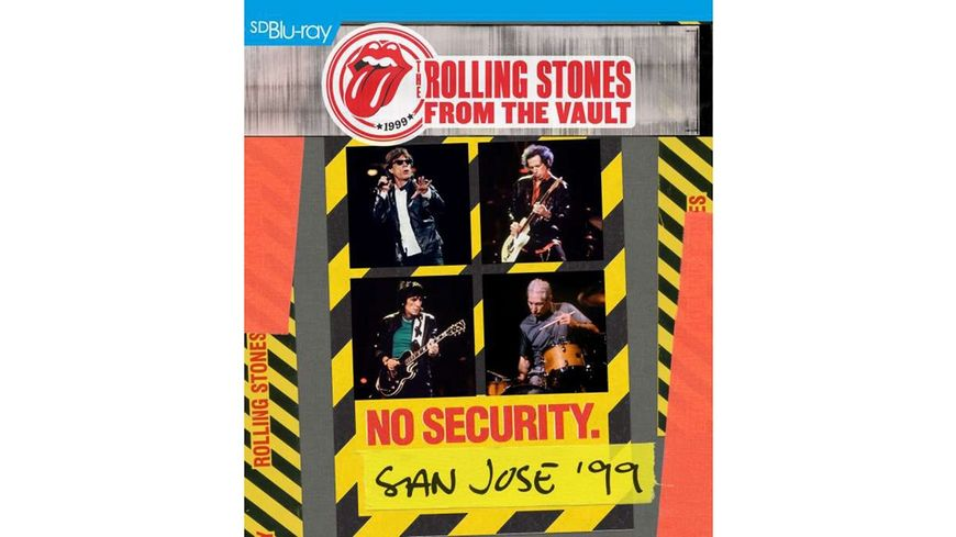 From The Vault No Security San Jose 1999 BR