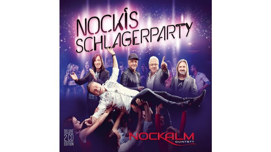 Nockis Schlagerparty Deluxe Edition