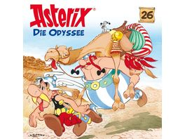 26 Die Odyssee