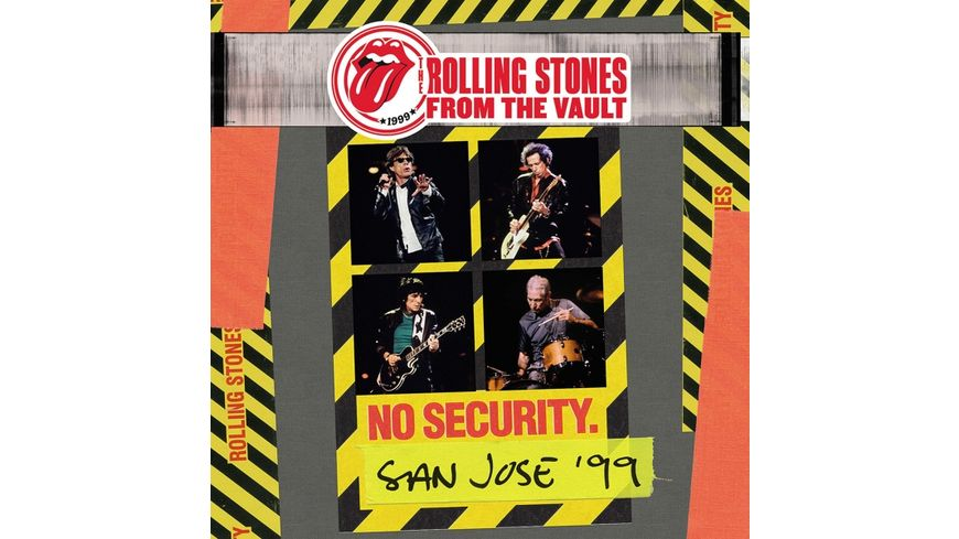 From The Vault No Security San Jose 1999 3LP