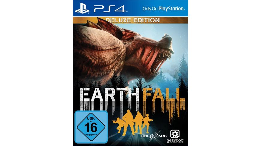Earthfall Deluxe Edition
