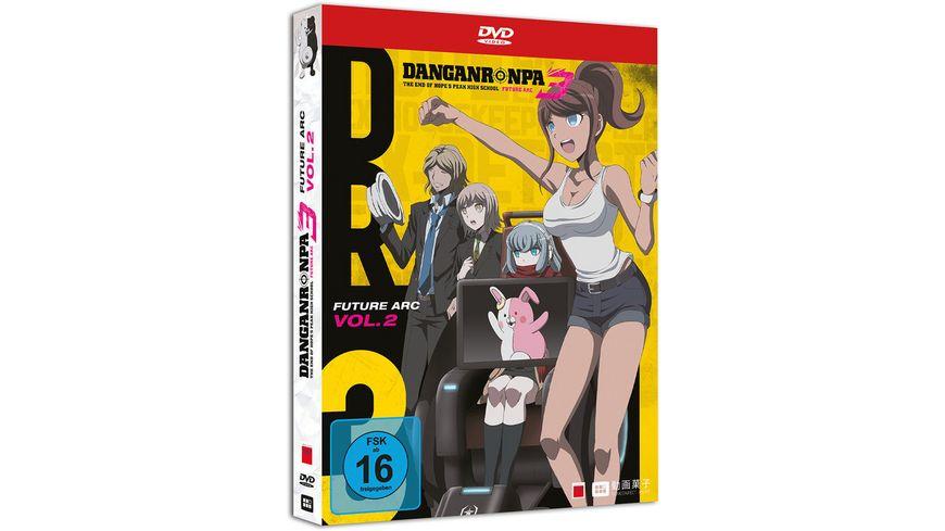 DANGANRONPA 3 Future Arc DVD 2