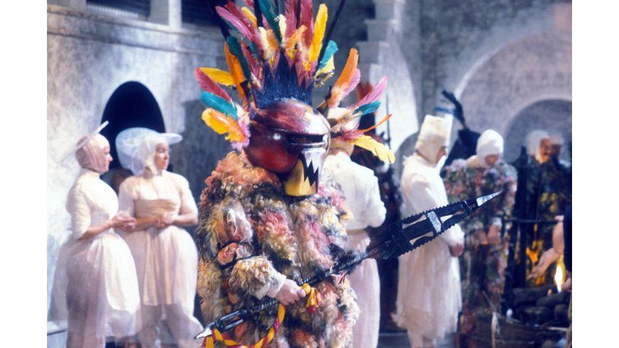 Doctor Who Fuenfter Doktor Castrovalva 2 DVDs