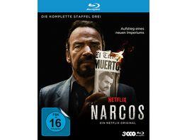 Narcos Staffel 3 3 BRs