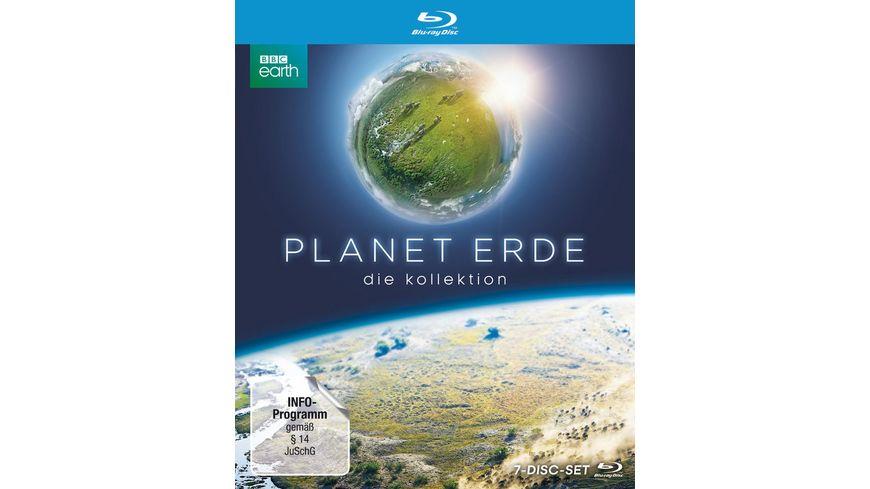 Planet Erde Die Kollektion Limited Edition im edlen Bookpak Planet Erde Planet Erde II erstmals in einer Sammelbox 7 BRs