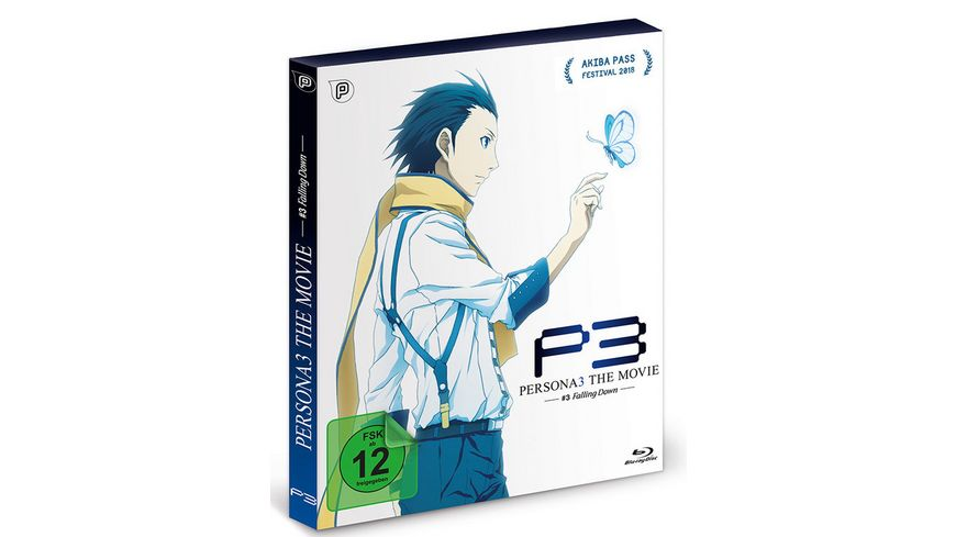 Persona 3 The Movie 03 Falling Down