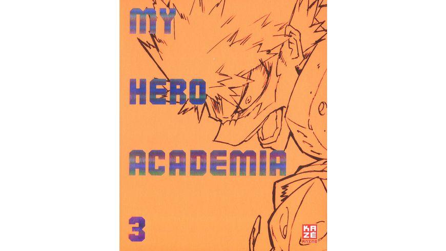 My Hero Academia Vol 3