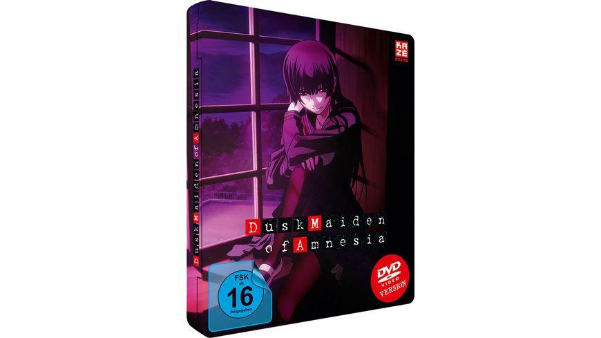 Dusk Maiden of Amnesia Gesamtausgabe Episoden 01 13 Steelcase Edition 2 DVDs