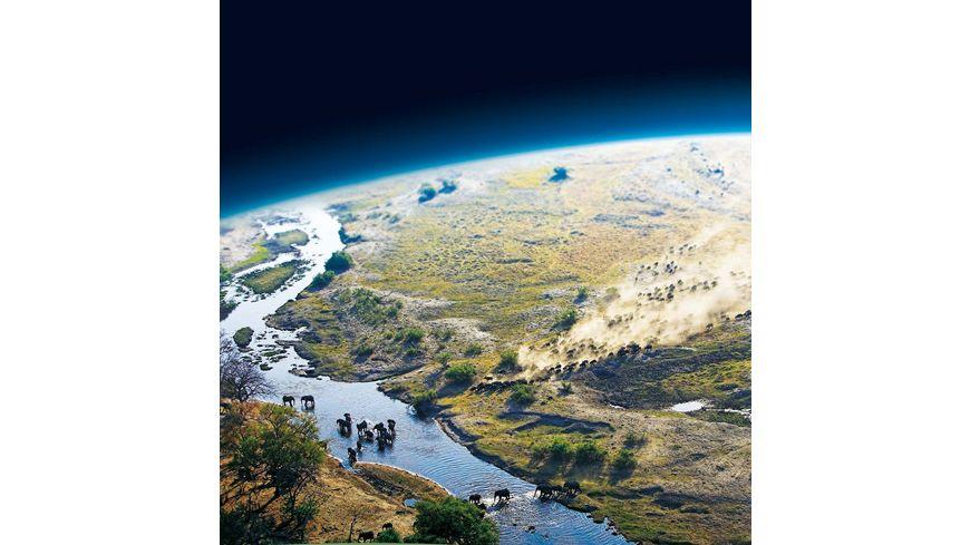 Planet Erde Die Kollektion Limited Edition im edlen Bookpak Planet Erde Planet Erde II erstmals in einer Sammelbox 8 DVDs