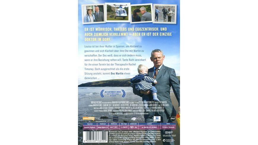 Doc Martin Staffel 7 2 DVDs