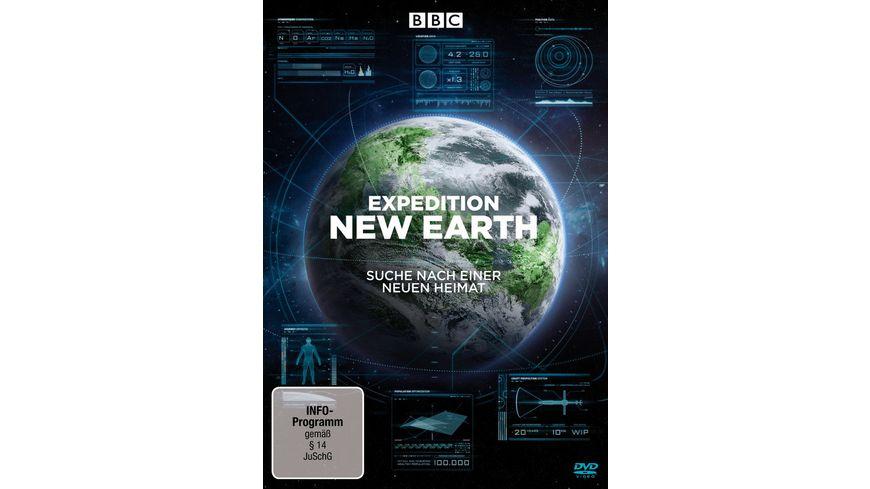 Expedition New Earth Suche nach einer neuen Heimat