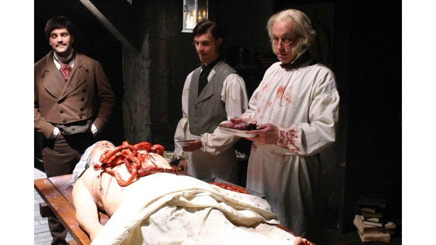 Masters of Horror Komplette Staffel 1 4 BRs