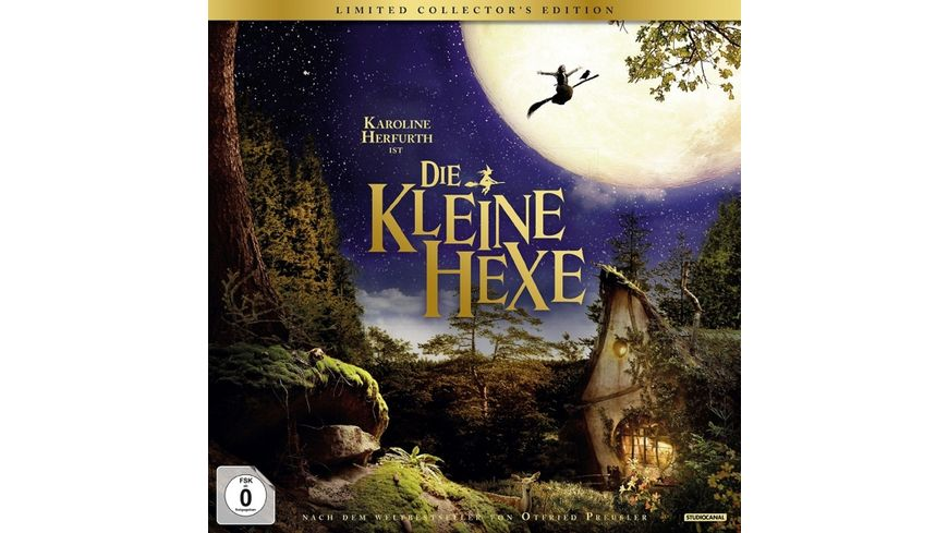 Die kleine Hexe Limited Collector s Edition DVD