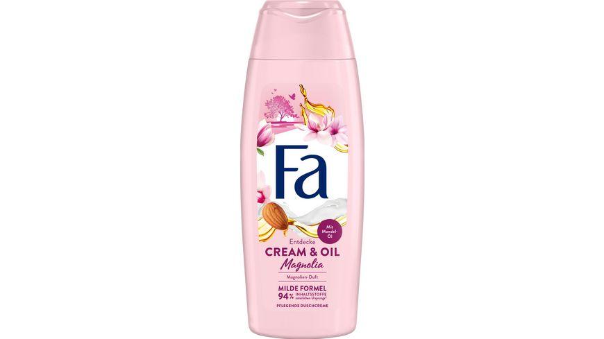 Fa Duschcreme Cream Oil Magnolie