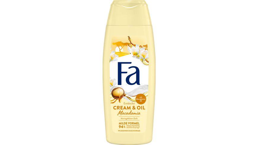 Fa Duschcreme Cream Oil Moringabluete