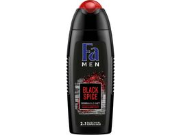 Fa Duschgel Men Black Spice