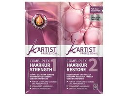ARTIST Professional CombiPlex Haarkur 1 Strength 2 Restore
