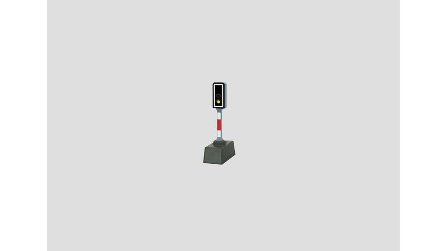 Maerklin 72201 my world Batteriebetriebenes Signal
