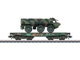 Maerklin 48794 Schwerlast Flachwagen Rlmmps