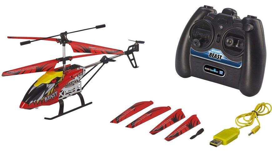 Revell Control 23891 Helicopter BEAST