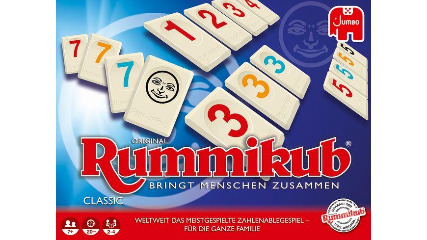 Jumbo Spiele Rummikub Original Family