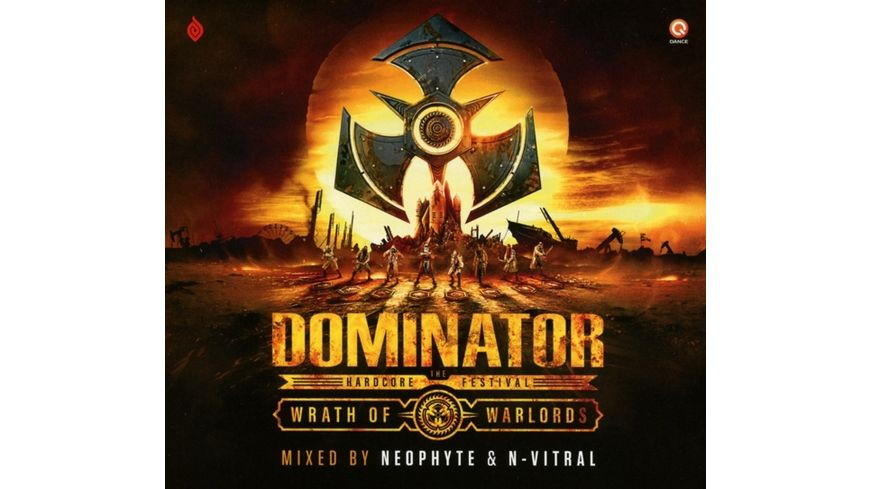 Dominator 2018 Wrath Of Warlords