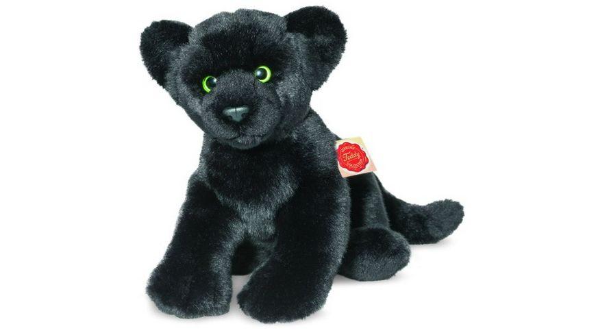 Teddy Hermann Panther sitzend 32 cm