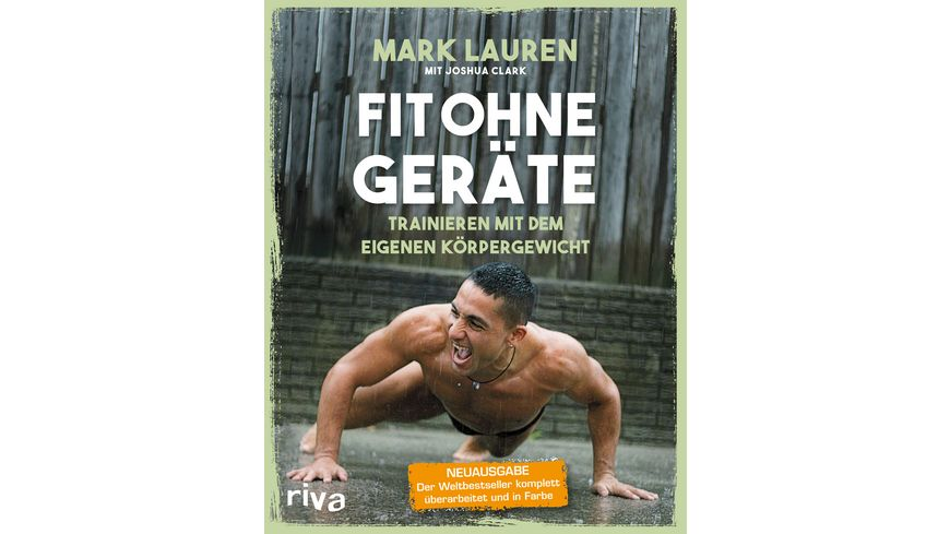 Fit ohne Geraete Trainieren mit dem eigenen Koerpergewicht