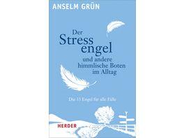 Der Stressengel und andere himmlische Boten im Alltag Die 33 Engel fuer alle Faelle