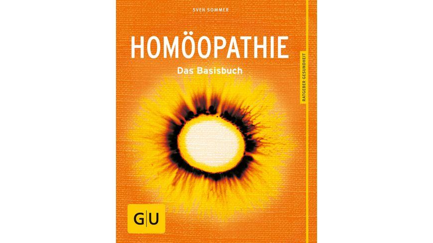 Homoeopathie Das Basisbuch