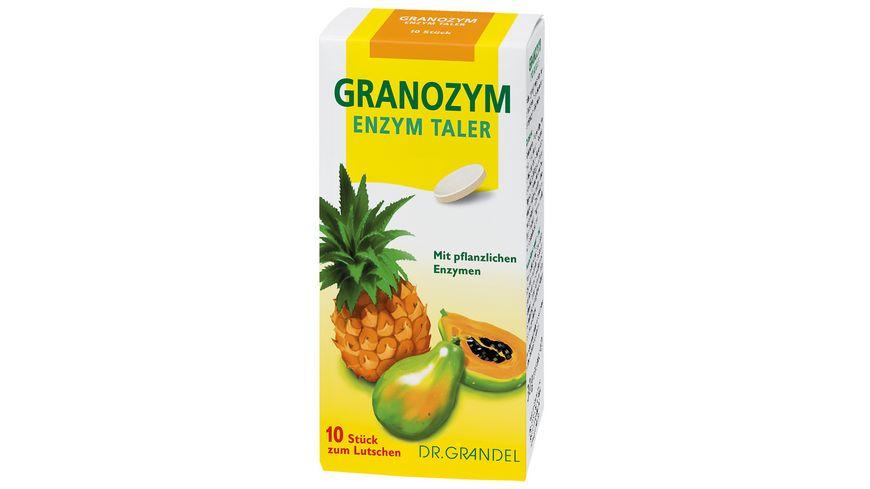 DR GRANDEL GRANOZYM Enzym Taler