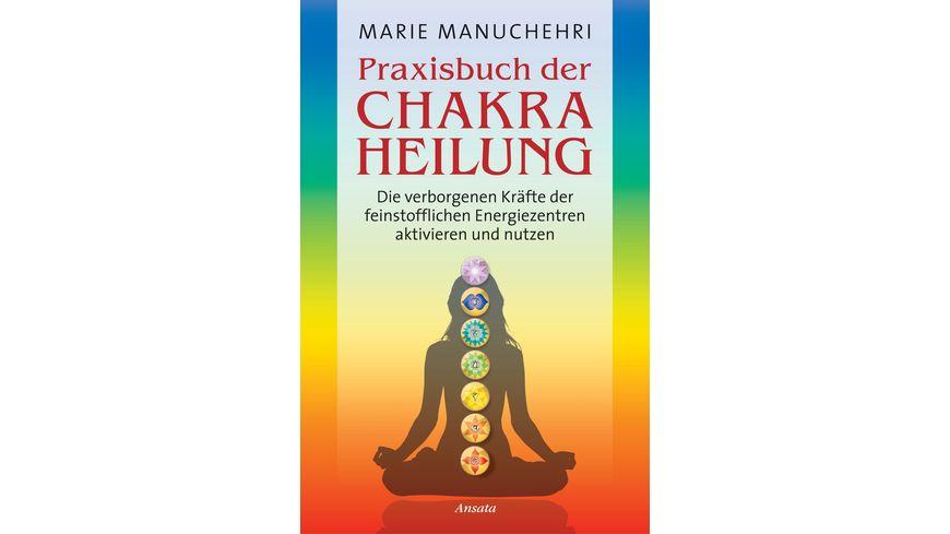 Praxisbuch der Chakra Heilung Die verborgenen Kraefte der feinstofflichen Energiezentren aktivieren und nutzen