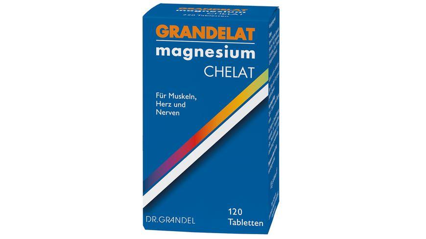 DR GRANDEL GRANDELAT magnesium CHELAT 60 g