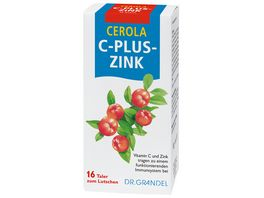 DR GRANDEL CEROLA C plus Zink