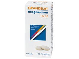 DR GRANDEL GRANDELAT magnesium TALER