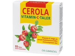 DR GRANDEL CEROLA Vitamin C Taler