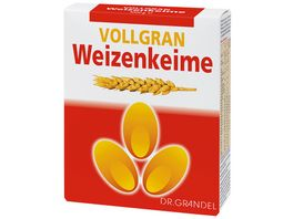 DR GRANDEL Vollgran Weizenkeime
