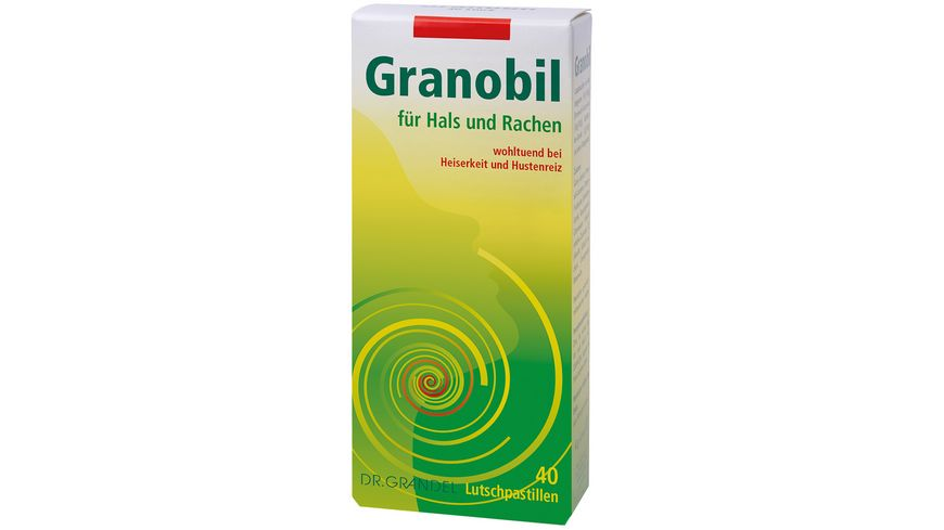 DR GRANDEL Granobil
