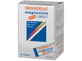 DR GRANDEL GRANDELAT magnesium DIREKT 400 g