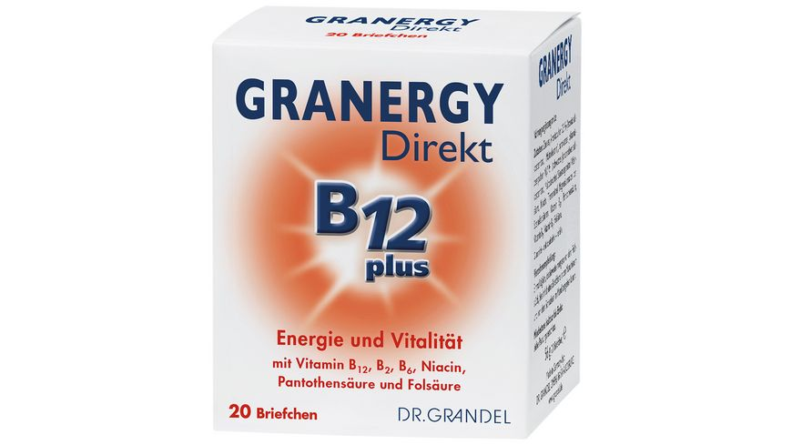 DR GRANDEL GRANERGY Direkt B12 plus
