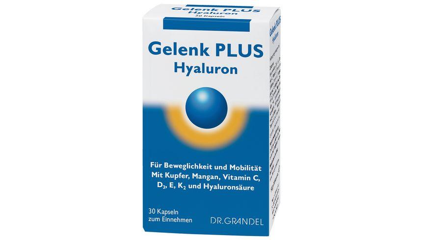 DR GRANDEL Gelenk Plus Hyaluron