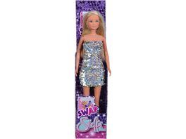 Simba Steffi Love Puppe mit Swap Kleid