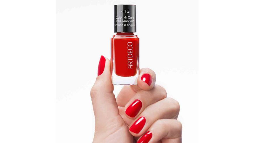 ARTDECO Color Care Nail Lacquer