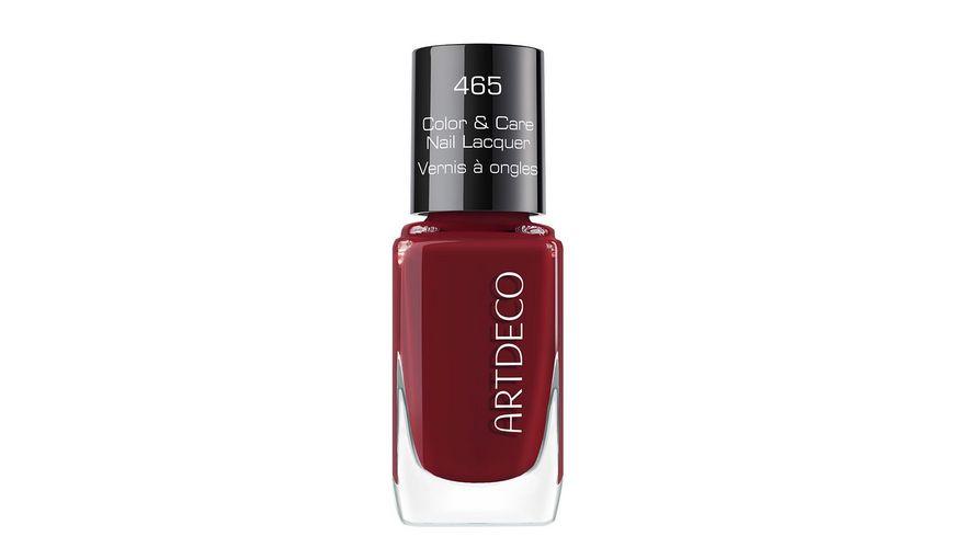 ARTDECO Color Care Nail Lacquer