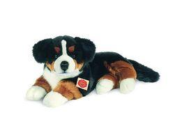 Teddy Hermann Berner Sennenhund liegend 40 cm