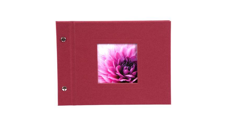 goldbuch Schraubalbum Natura bordeaux 24x17 cm